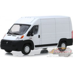 Dodge Ram ProMaster 2500 Cargo High Roof 2018 Greenlight 86152 1/43 Passion Diecast