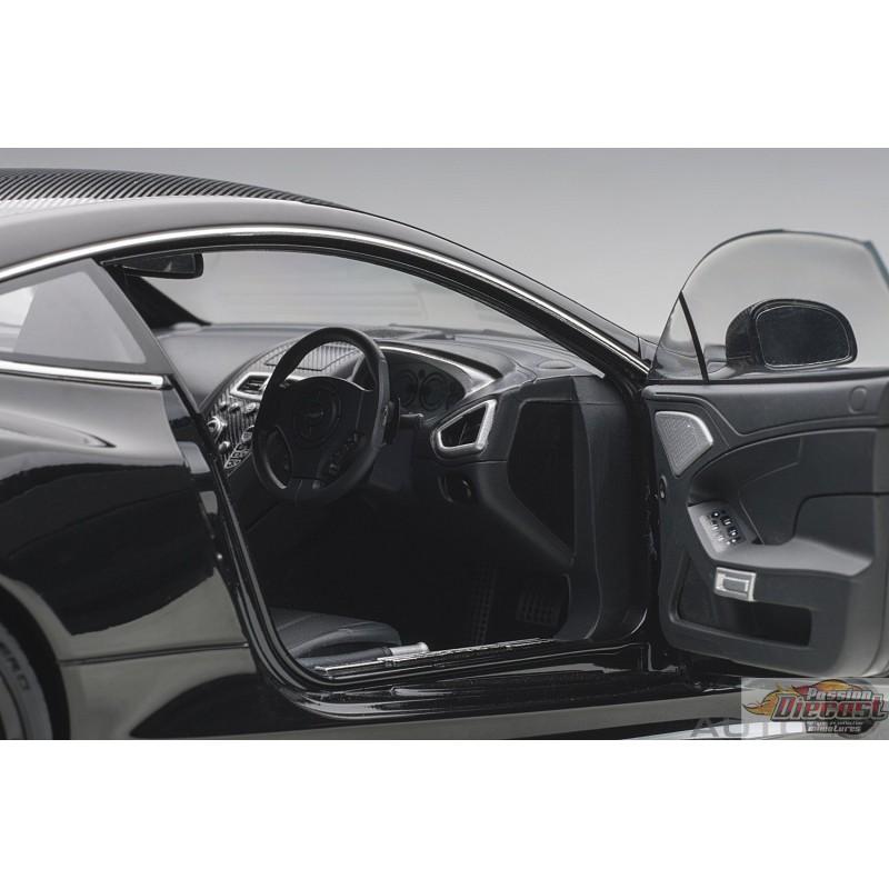 Aston Martin Vanquish S 2017 Onyx Black AUTOart 1/18 70271