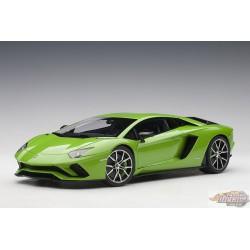 LAMBORGHINI Aventador S Pearl Green Autoart 79133 Passion Diecast