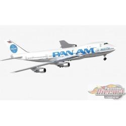 Pan Am  Boeing  747-100  Juan Trippe Skymarks 1/200 SKR998  Passion Diecast