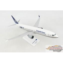 COPA   Boeing 737-MAX9   SKYMARKS 1/130 SKR1003 Passion Diecast