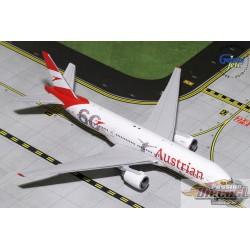 Austrian  Boeing 777-200ER Gemini 1/400 GJAUA1814 Passion Diecast
