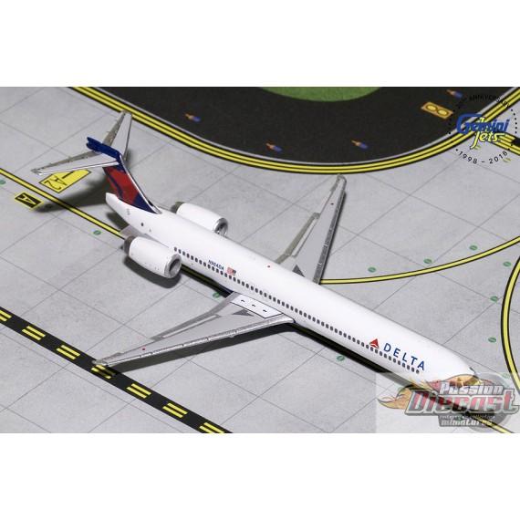 Delta McDonnell Douglas MD-90 Gemini 1/400 GJDAL1798 Passion Diecast