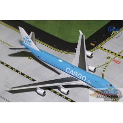 KLM Cargo Boeing 747-400F Gemini 1/400 GJKLM1827 Passion Diecast