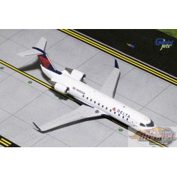 Delta Connection  Bombardier CRJ-200  Gemini 200 G2DAL793 Passion Diecast