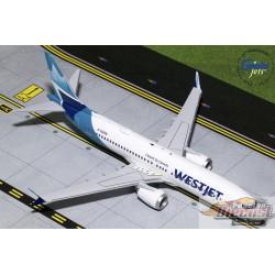 Westjet  Boeing 737-MAX 8  nouvelle livrée Gemini  200 G2WJA783  Passion Diecast