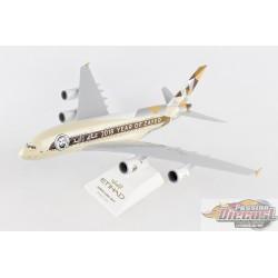 ETIHAD AIRBUS  A380-800 SKYMARKS 1/200  SKR840  Passion Diecast