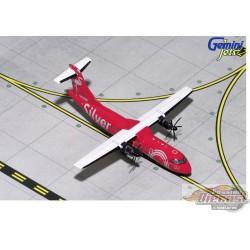 "Silver Airways ATR42  N400SV ""Bella"" Flamingo Gemini 1/400  GJSIL1793 Passion Diecast"