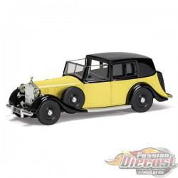 JAMES BOND ROLLS ROYCE Rolls Royce Phantom III GOLDFINGER Corgi 1/36 06805  Passion Diecast
