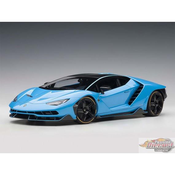 Lamborghini Centenario Blue Cepheus Pearl Blue