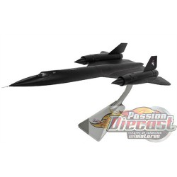 Lockheed SR-71A Blackbird  61-7976, Snarling Cat Air Force 1 1/72 AF1-0088D  Passion Diecast