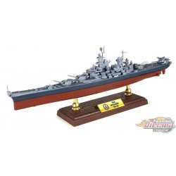 USS Missouri Iowa-class USN, BB-63 USS 1:700 Forces of Valor 861003A Passion Diecast