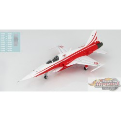 Northrop F-5E Tiger II Swiss Air Force Patrouille Suisse  Hobby Master 1/72  HA3335 Passion Diecast