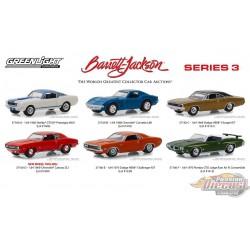 "Barrett-Jackson ""Scottsdale Edition"" Series 3  Assortiment greenlight 37160 1-64 Passion Diecast"
