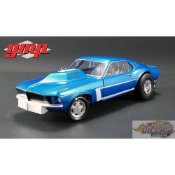 1969 Mustang Gasser  The Boss 1/18 GMP  18913  Passion Diecast