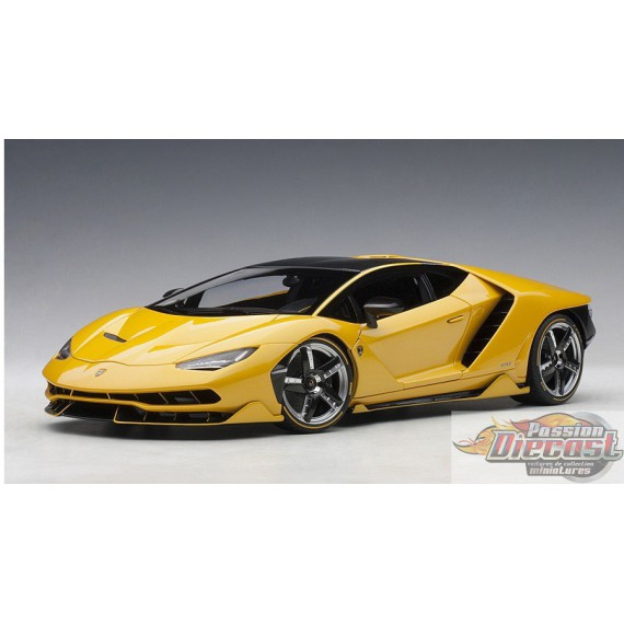 Lamborghini Centenario Jaune Metallique Autoart 1 18 791151
