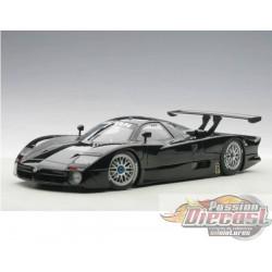 NISSAN R390 GT1 LE MANS 1998 - NOIR 1/18 AUTOART  89878 Passion Diecast