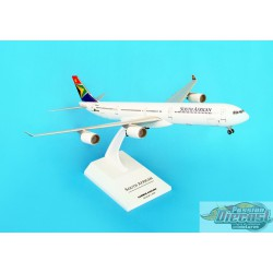 SOUTH AFRICAN AIRBUS A340-600 Skymarks 1/200 SKR180 Passion Diecast