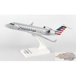 AMERICAN EAGLE  Bombardier CRJ200 SKYMARKS 1/100 SKR858  Passion Diecast
