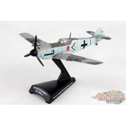 Messerschmitt Bf 109 Adolf Galland Postage Stamp  1/87  PS5813-2 Passion Diecast