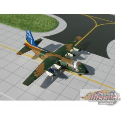 Lockheed C-130 Hercules  Belgian Air Force  Gemini Macs 1/400 GMBAF010 Passion Diecast