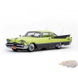 Dodge Custom Royal Lancer  1959  - Canary Diamond/Pewter Poly Sunstar 1/18  5482 Passion Diecast
