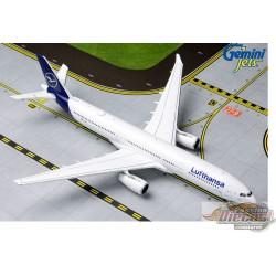 Lufthansa Airbus A330-300 D-AIKO Gemini Jets  1/400 GJDLH1831 Passion Diecast