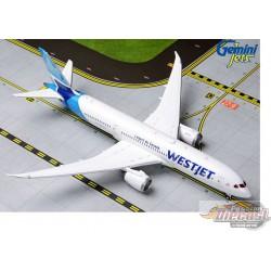 WestJet  Boeing 787-9  Dreamliner  C-GUDH   Gemini   1/400  GJWJA1847 Passion Diecast