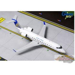 United Express  Bombardier CRJ-200 N430AW  Gemini 200 G2UAL795 Passion Diecast