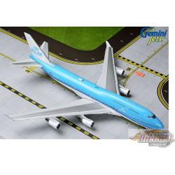 KLM  Boeing 747-400 PH-BFW Gemini 1/400 GJKLM1592 Passion Diecast