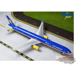 Icelandair Boeing 757-300 winglets  TF-ISX 100 Years Independence Gemini 200 G2ICE786 Passion Diecast