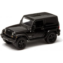 Black Bandit Series 10  2014 Jeep Wrangler   Greenlight 1:64  27750 D Passion Diecast