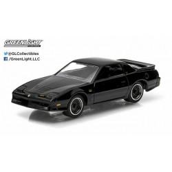 Black Bandit Series 11 1987 Pontiac Firebird GTA  Greenlight 1:64 27760 D Passion Diecast