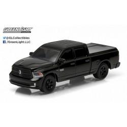 Black Bandit Series 11 2014 RAM 1500 Sport Greenlight 1:64 27760 F  Passion Diecast
