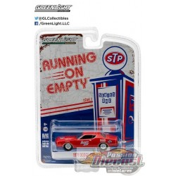 1971 Dodge Charger - STP  Running on Empty Series 1 Greenlight 1:64    41010 E Passion Diecast