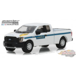 2016 Ford F-150 - Goodyear Tire & Service - Running on Empty 6 Greenlight 1/64  41060 F Passion Diecast