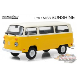 1978 Volkswagen Type 2 (T2B) Bus - Little Miss Sunshine  Greenlight 1/24 84081  passion diecast