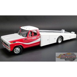 1970 Ford F-350 Ramp Truck Allan Moffat Racing - ACME 1/18 A1801401  Passion Diecast