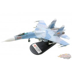 Sukhoi Su-27 SK Flanker-B  Red 6001  Hobby Master 1/72  HA6007  Passion Diecast