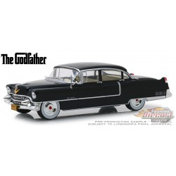 1955 Cadillac Fleetwood Series 60    The Godfather Greenlight 1/24  84091  Passion Diecast