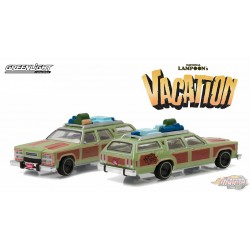 National Lampoon's Vacation (1983) - 1979 Family Truckster Wagon Queen (Honky Lips Version  1/64 Greenlight 44730 A