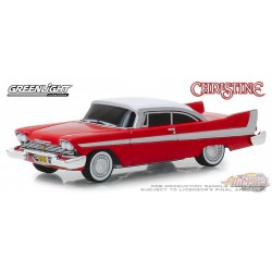 1958 Plymouth Fury - Christine Hollywood Série 23 greenlight 44830C 1-64
