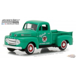 1948 Ford F1 Pickup  Texaco - Running on Empty  1 -  Greenlight 1/43 87010 A Passion Diecast