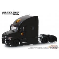 Mack Anthem Truck Cab - United Parcel Service (UPS)   S.D. Trucks Series 7  greenlight 45070 A  1-64 Passion Diecast