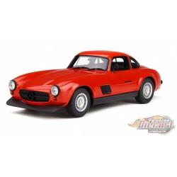 Mercedes-Benz 300SL AMG 1974 red Otto  1/18  OT311  Pasion Diecast
