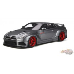 Nissan GT-R R35 2015 Grey Modified by Prior Design  GT SPIRIT GT243  Passion Diecast