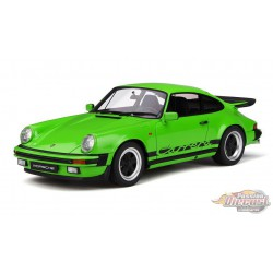 Porsche 911 3.2 Carrera 1974 Lime green   GT SPIRIT GT740