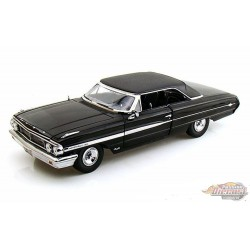 1964 Ford  Galaxie 500  Men in Black  3 Greenlight 1/18  12850 Passion Diecast