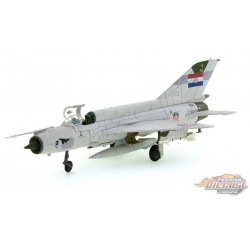 Mikoyan-Gurevich MiG-21BIS Fishbed Finnish Air Force 31st Fighter Sqn  Hobby Master HA0192 Passion Diecast