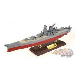 Cuirassé de classe Yamato du IJN, opération Kikusui Ichigo 1945 1:700 Forces of Valor 861004A Passion Diecast